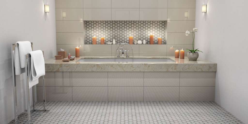 Sofisticato & HXT04 Bathroom